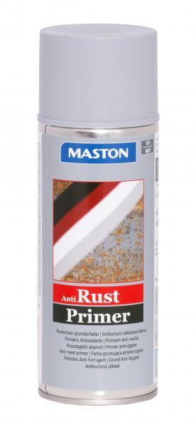 Спрей гунд срещу ръжда Maston 0.4л, сив