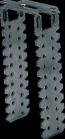 Директен окачвач за CD профил за стени и тавани
