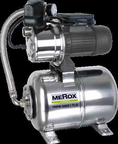 Merox Garden HWW5400ITLS