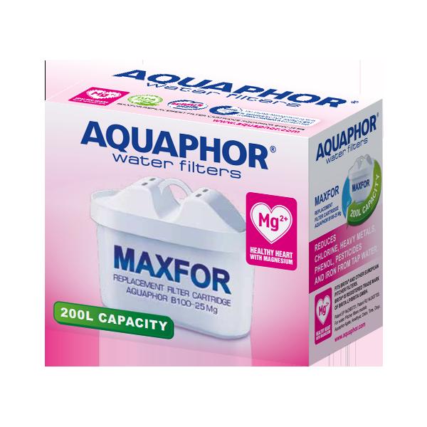 Филтър за вода Аквафор В25 с магнезий