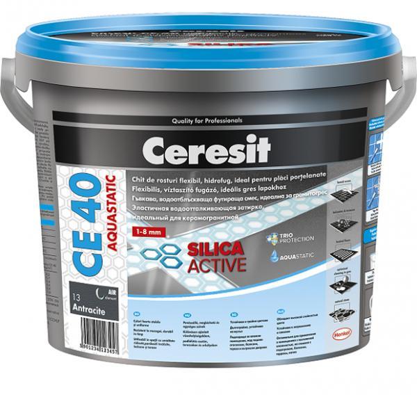 Фугираща смес CE 40, 2 кг антрацит