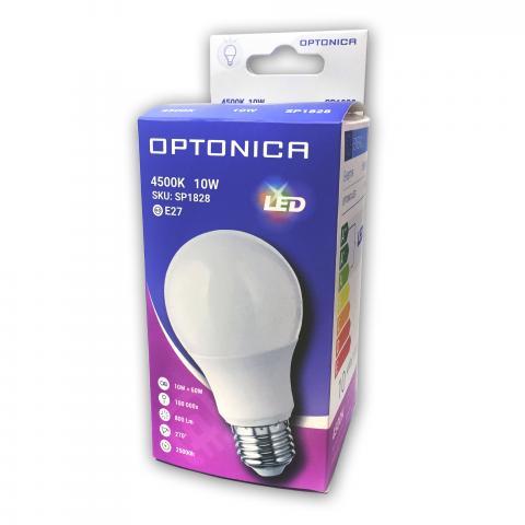 LED крушка E27 10W 4500K 2