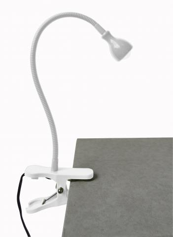 LED лампа с щипка за бюро Linda 3W, 3000K