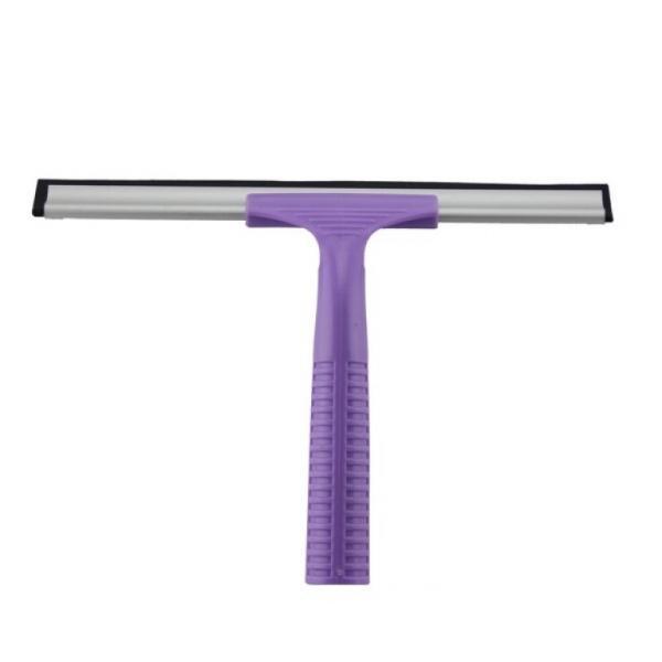 Стъклочистач-  25 cm лилав