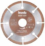Универсален диск KWB Ф 115 мм