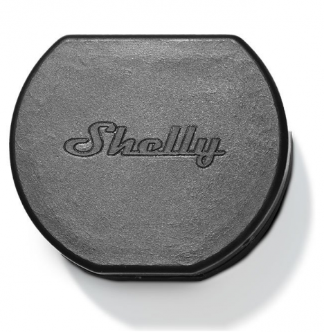 SHELLY - Wi-Fi dual Relay With power meter 8A