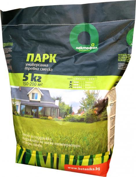 Лактофол Тревна смеска Парк - 5 кг