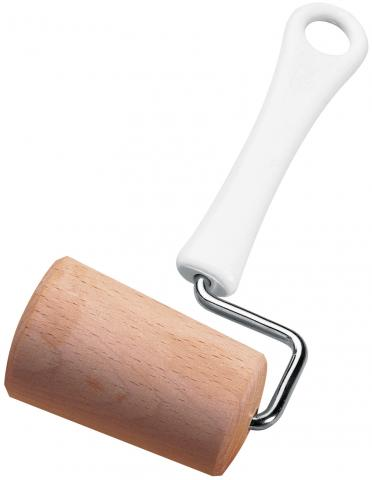 Точилка за тесто дърво с  пластмасова дръжка