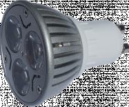 LED крушка  3x1W GU10 4200К