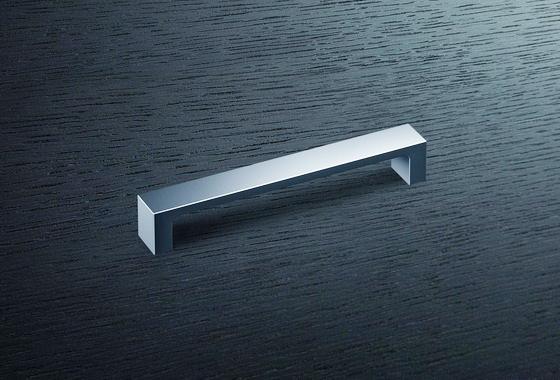 Дръжка мебелна 128мм мат хром