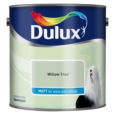 Интериорна боя DuluxMat 2.5 л, върба