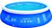 Надуваем басейн 360 x 76 см с филтрираща помпа