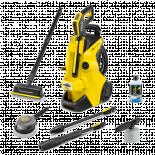 Водоструйка KARCHER K4 Power Control Car & Stairs