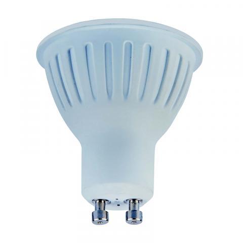 LED крушка GU10 6W 6400K SMD 528lm