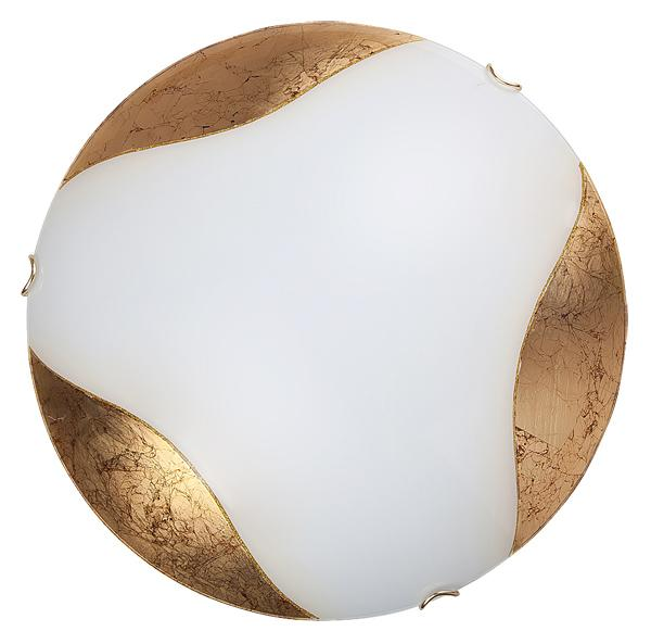 Плафон Арт злато