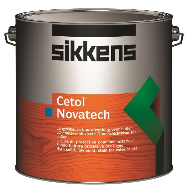 Лазурен лак Sikkens Cetol Novatech 085 1 л