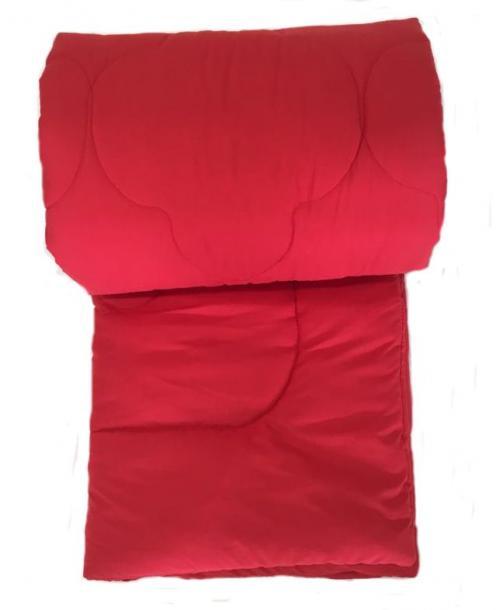 Олекотена Завивка Дюс ПЕ 150/220 - червена