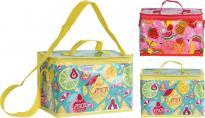 Хладилна чанта 6 литра, дизайн плодове