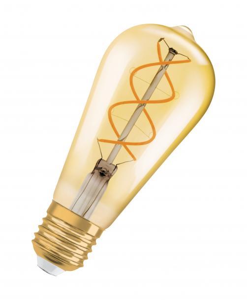 Vintage LED Edison Е27 5W 2500K