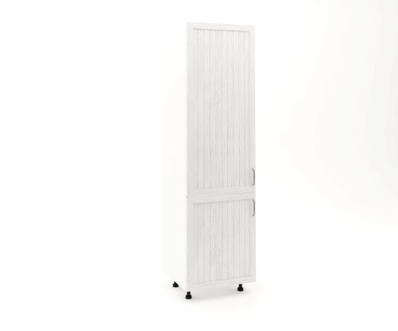 Винтидж колонен шкаф за хладилник 60см