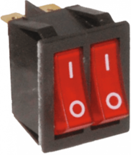 Ключ ЦК 15 А 220-240 V 3+3 изводи