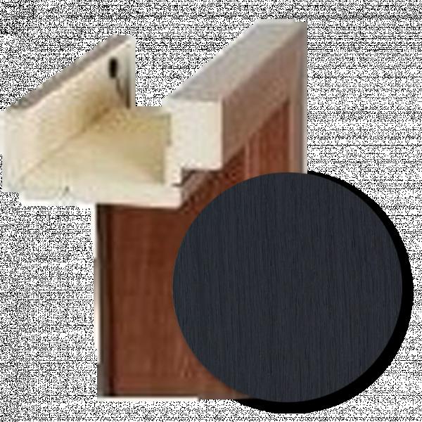 Каса CMOK 110-150 лява база 80см., венге