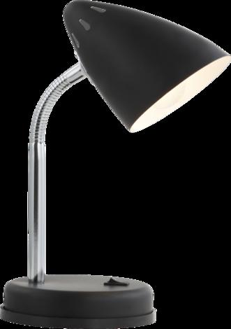 Настолна лампа 24850черна