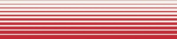 Фриз Rainbow kontrast red 10x45