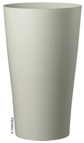 Саксия Реверсо Кръгла, ф39 см, перла