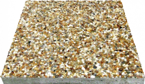 Плоча от мит бетон Picola 40.5х40.5 см