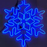 Снежинка НЕОН