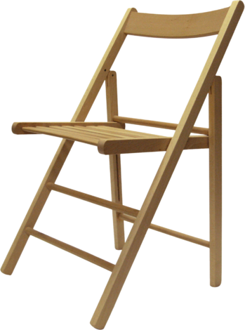 Сгъваем стол Roby, бук