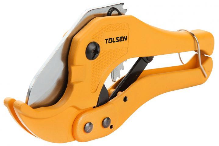 Ножица за PVC тръби 3-42мм Tolsen