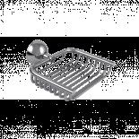 Сапунерка мрежа двойна CLASSIC