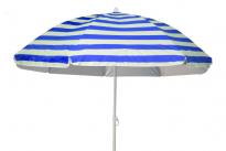 Плажен чадър ф170см, с UV защита