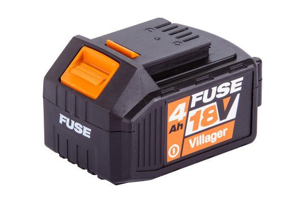 Батерия Villager Fuse 18V 4.0Ah