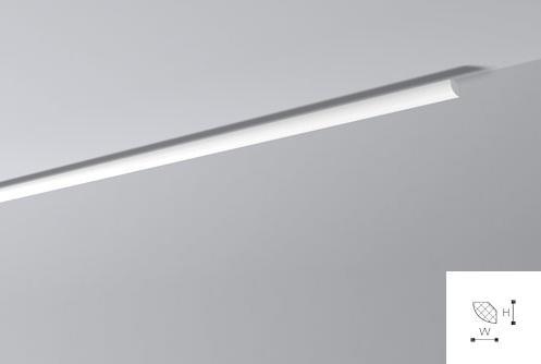 Профил LX-20-2м, 20х20 мм