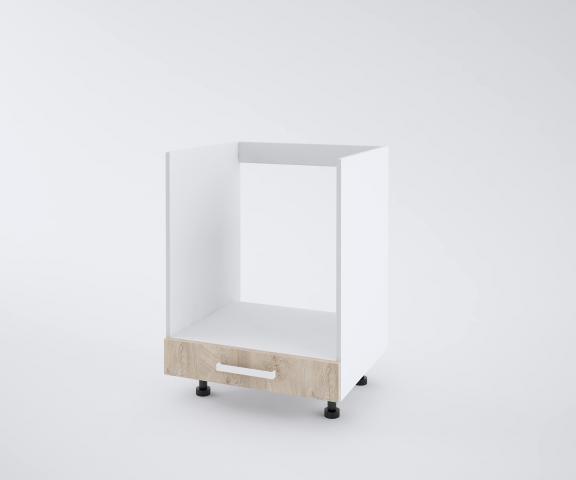Urban долен шкаф за фурна 60см, лате