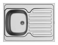 Кухненска мивка INTL 80х60