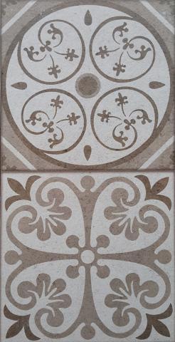 Декор Klio Brown 7