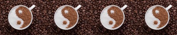 Принт гръб с кафе и напитки, код 033