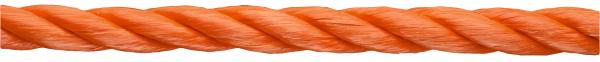 Въже 6мм оранжево