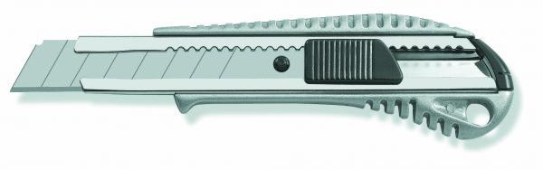 Нож с контра,18 мм острие, 3 бр