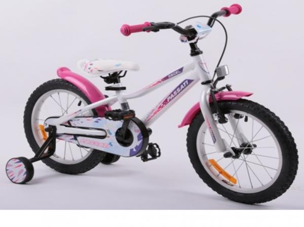 """Велосипед детски PASSATI ANGEL 20"""" КОНТРА"""