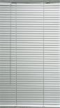 Щора алуминий бял 53.5х125 см