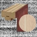 Каса Standard дясна база, дъб натурален