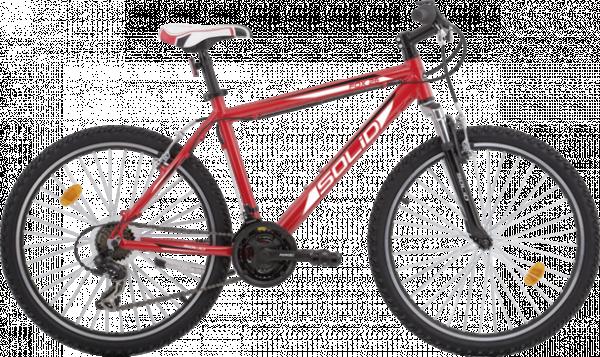Велосипед Fox 26'' червено