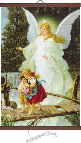 Картина с ИЧ-нагревател IRT Ангел