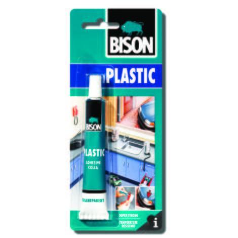 Лепило за пластмаси Bison  25 мл