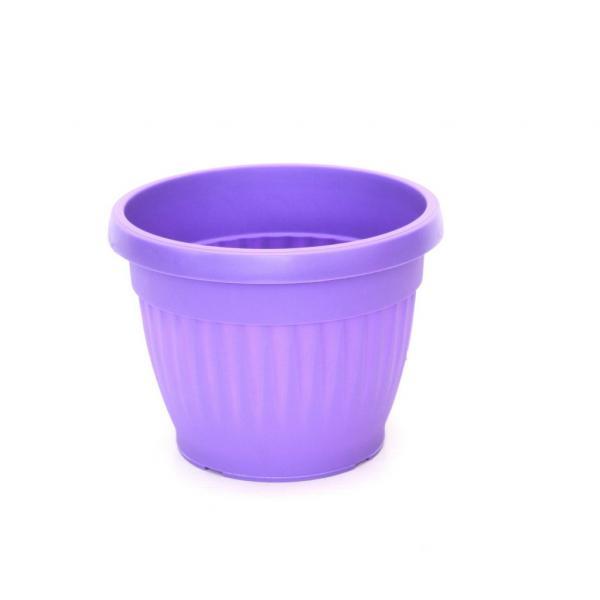 Саксия Ребра Ф:14 см лилава